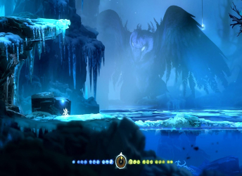Game Palette, Game development, games, 3D design, game design, indie development, game art, games, gaming, shooter, arcade, retro, old school, space, galaxy, Ori and the Blind Forest